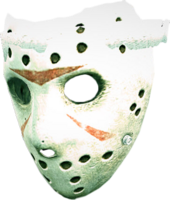 Dead rising hockey mask and tennis band