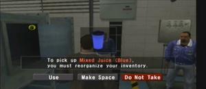 Killing time mixed juice blue reward