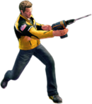 Dead rising power drill combo 2