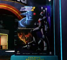 Megaman cutout