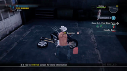 Dead rising 2 case 0 handle bar returning (2)