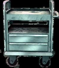 Dead rising Medical Cart
