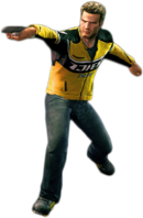 Dead rising meat cleaver combo
