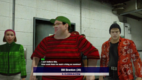 Dead rising escorting 5 survivors first day 13 security room bill