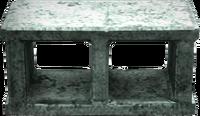 Dead rising Cinder Block