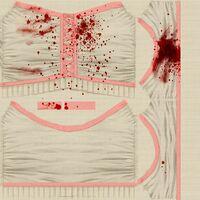 Isabela Shirt blood