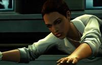 Isabela faints