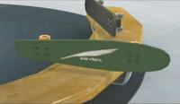 Dead rising skate board
