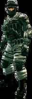 Dead rising soldier mask full