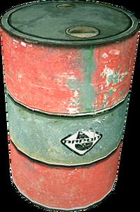 Dead rising Gas Barrel