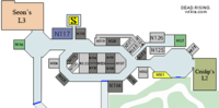 North Plaza Map