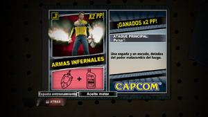Combo DR2 - Armas Infernales