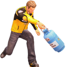 Dead rising liquid nitrogen main