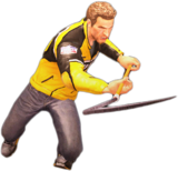 Dead rising sickle (case west) main
