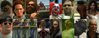 Dead Rising Psychopaths