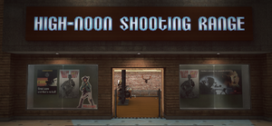 Dead rising High-Noon Shooting Range