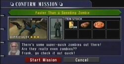 Dead rising Faster Than a Speeding Zombie