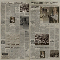 Willamette park journal