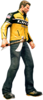 Dead rising tomahawk holding