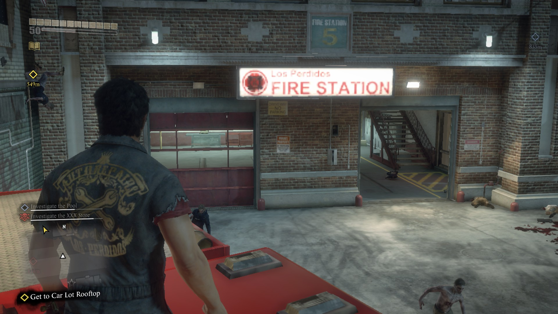 Los perdidos fire station no 5 dead rising wiki fandom powered los perdidos fire station no 5 malvernweather Gallery