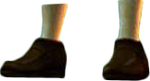 Dead rising Brown Loafers