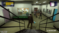 Dead rising infinity mode other security room zombies