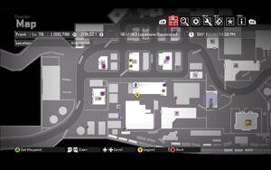 Cell Phone Kippax Cement Map