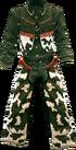 Dead rising Black Cowboy Outfit