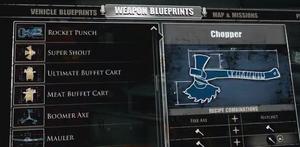 Chopper Blueprint