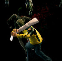 Dead rising Mannequin Female Left Leg attacking