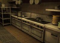 Rojo Diablo Mexican Restaurant stove second picture of same stove