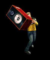 Dead rising speaker combo (4)