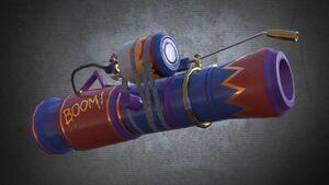 DR4 Bazooka Cannon
