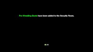 Dead rising ending pro wrestling boots
