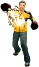 Dead rising flaming gloves main