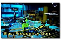 Case west lightning gun blast frequency gun