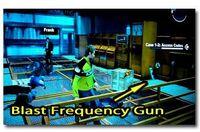 Case west lightning gun blast frequency gun