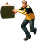 Dead rising water cooler combo
