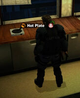 Dead rising Hot Plate name