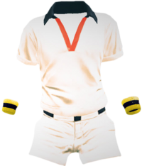 Dead rising Tennis Outfit