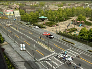Dead rising main street beginning of game (12)
