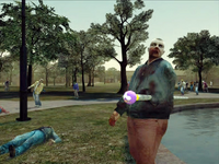 Dead rising rat stick throwing (3)
