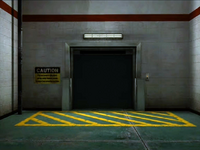 Dead rising warehouse elevator centered
