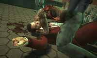 Dead rising gas zombie
