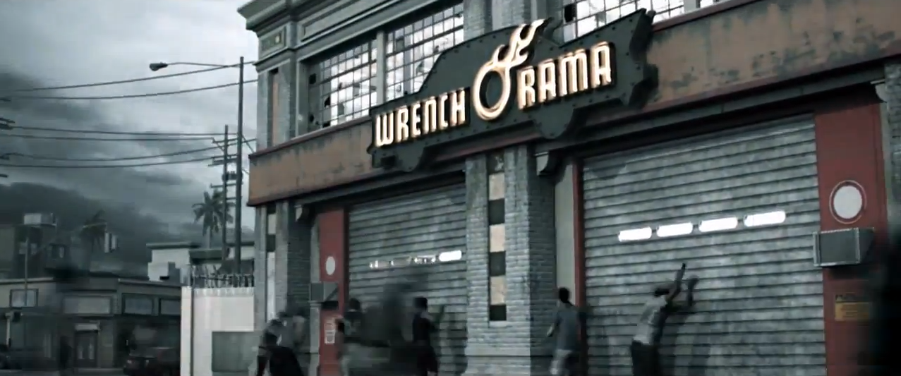 Wrench o rama dead rising wiki fandom powered by wikia wrench o rama malvernweather Image collections