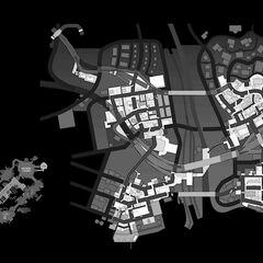 Сравнение планов городов