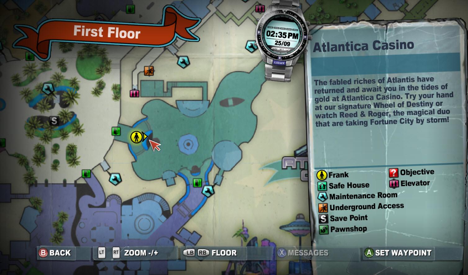 Atlantica | Dead Rising Wiki | Fandom on dead rising 2 case zero map, dead island riptide weapons mods locations, dead rising 3 map, dead rising 2 zombrex map, dead rising otr, dead space map, dead rising 2 map of everything, dead rising 2 all map, dead rising off the record for ps3,