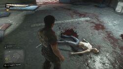 Alejandra's Corpse