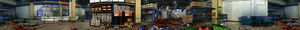 Dead rising Crislip's Home Saloon PANORAMA