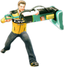 Dead rising vacuum cleaner alternate